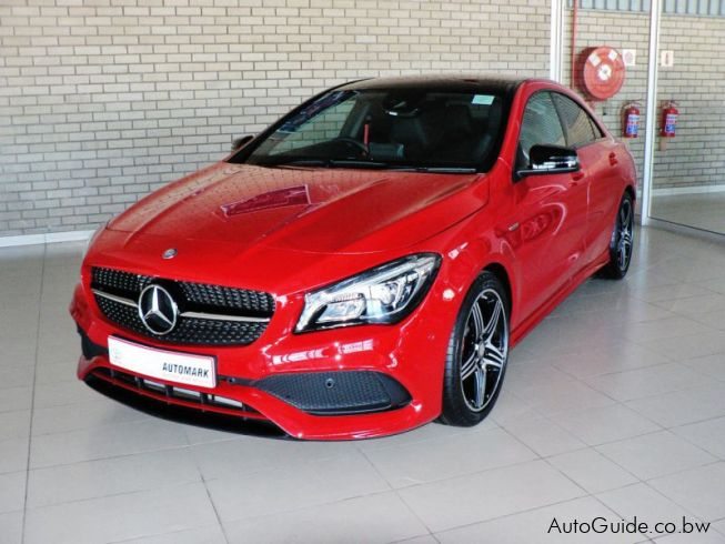 Mercedes-Benz CLA 250 Sport 4Matic  in Botswana