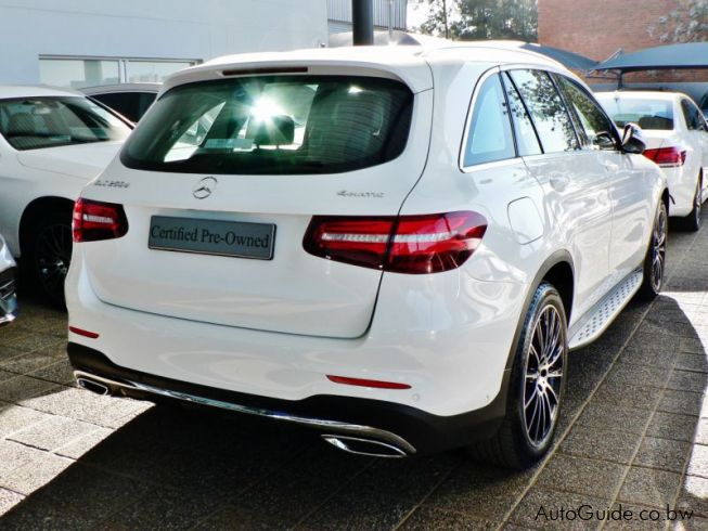 Mercedes-Benz GLC 250 D in Botswana