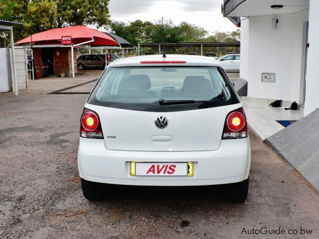 Volkswagen Polo Vivo in Botswana