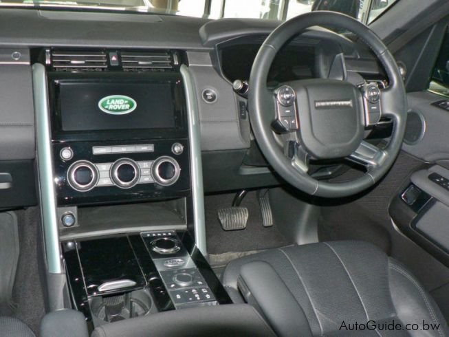 Land Rover Range Rover Discovery Dynamic HSE TD6 in Botswana