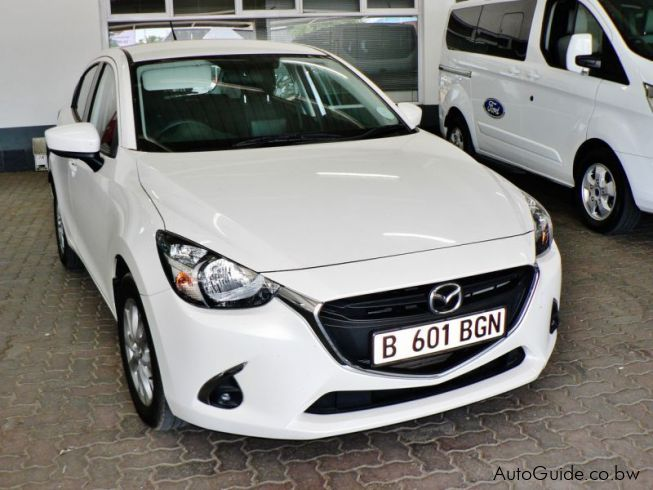 Mazda 2 Dynamic in Botswana