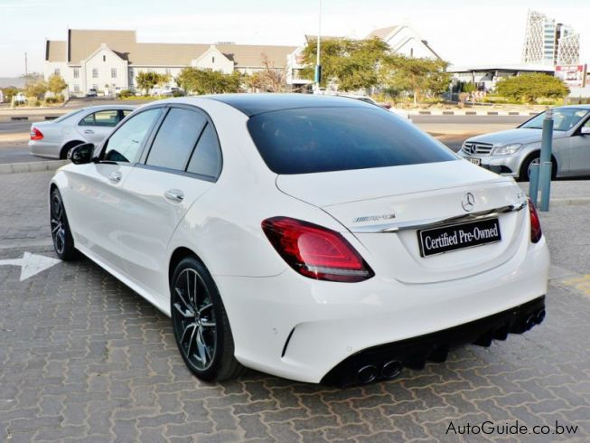 Used Mercedes-Benz C43 AMG   2018 C43 AMG for sale ...