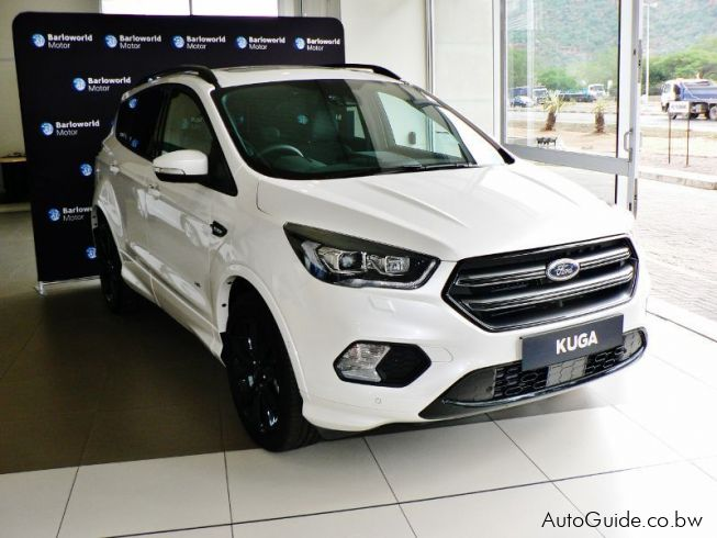 Ford Kuga 2.0 TDCi ST-Line Powershift AWD in Botswana