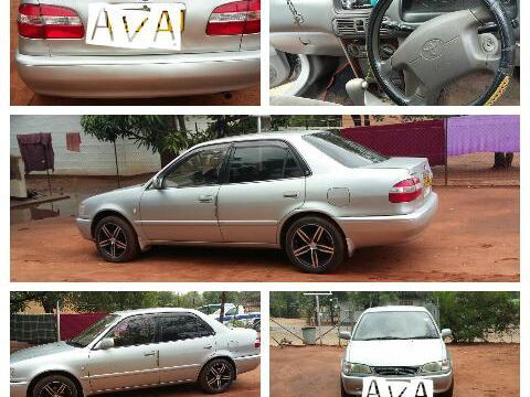 Used Toyota Corolla 1996 Corolla For Sale Selebi