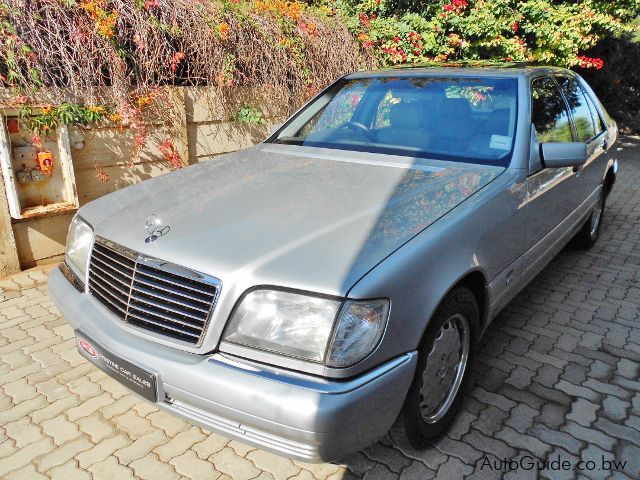 Used mercedes benz s420 amg 1997 s420 amg for sale for Mercedes benz s420 for sale