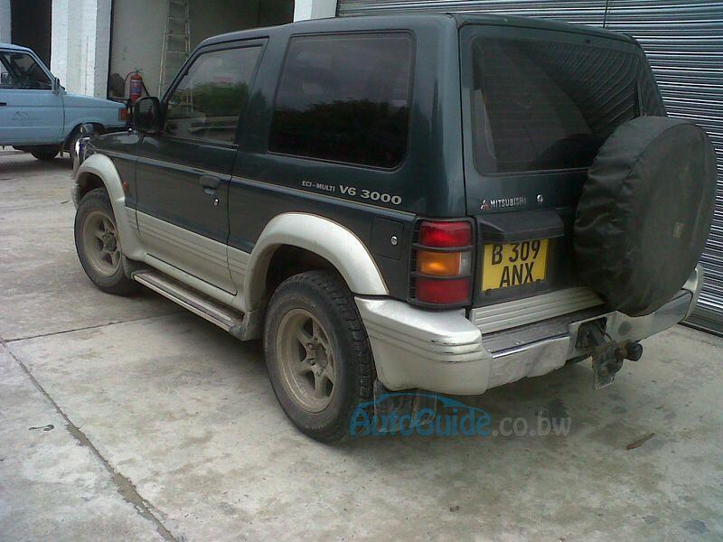 Used Mitsubishi pajero | 1998 pajero for sale | 168 167