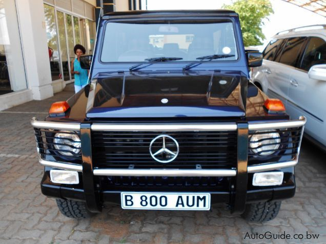 Used mercedes benz g wagon 2000 g wagon for sale for Mercedes benz g wagon price