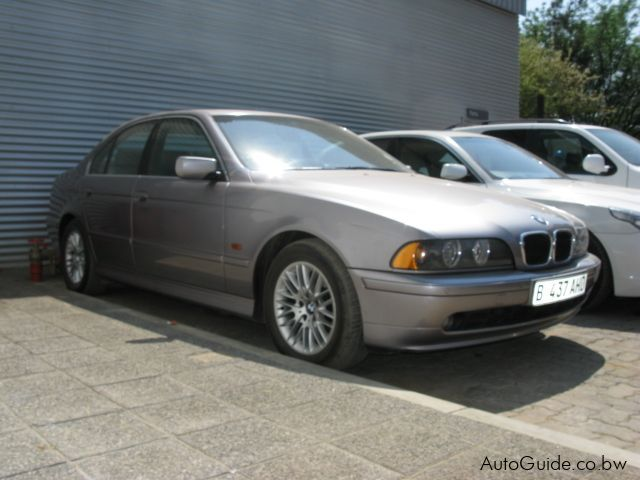 Used BMW 530d | 2001 530d for sale | Gaborone BMW 530d sales | BMW ...