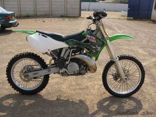 Used Kawasaki Kx  Engine For Sale