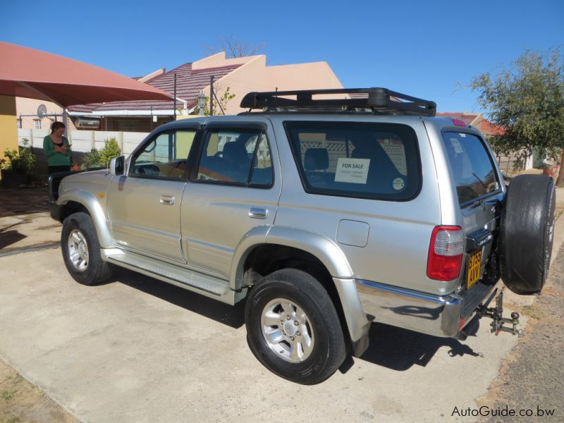 used toyota hilux surf 2001 hilux surf for sale. Black Bedroom Furniture Sets. Home Design Ideas