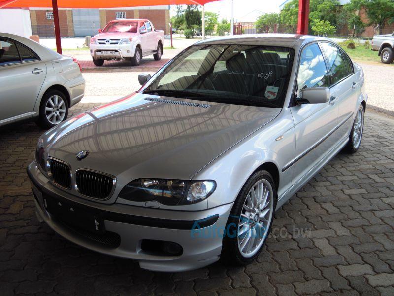 Used Bmw 330i Sport 2002 330i Sport For Sale Gaborone