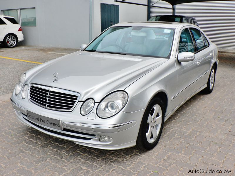 used mercedes benz e320 2003 e320 for sale gaborone. Black Bedroom Furniture Sets. Home Design Ideas