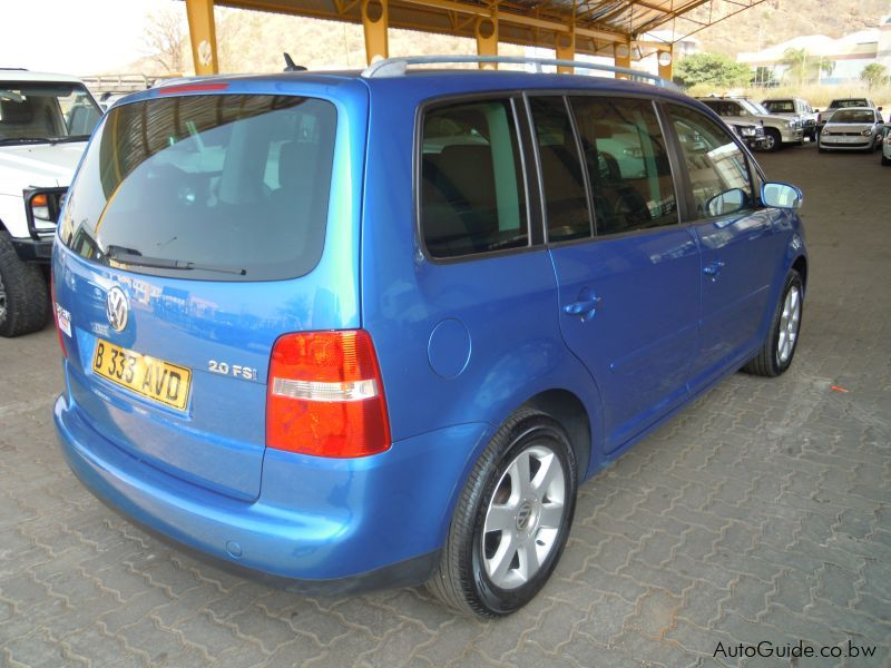 used volkswagen touran 2003 touran for sale gaborone. Black Bedroom Furniture Sets. Home Design Ideas