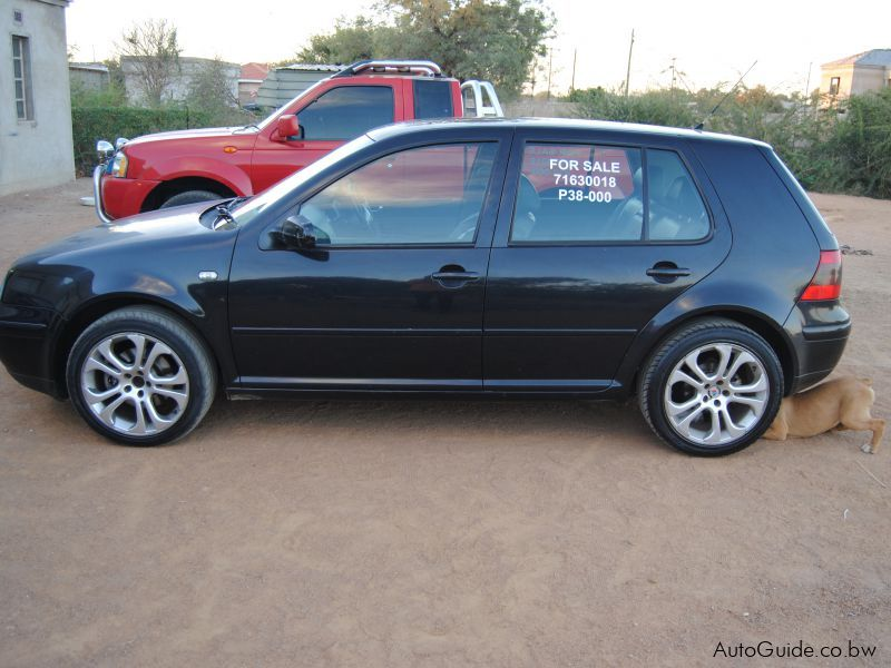 Golf Car For Sale: Used Volkswagen Golf 4