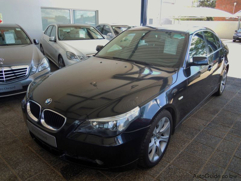 Used BMW 530d | 2004 530d for sale | Francistown BMW 530d sales ...