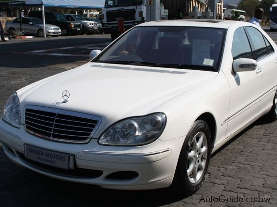 Used mercedes benz s500 2004 s500 for sale francistown for Used s500 mercedes benz for sale