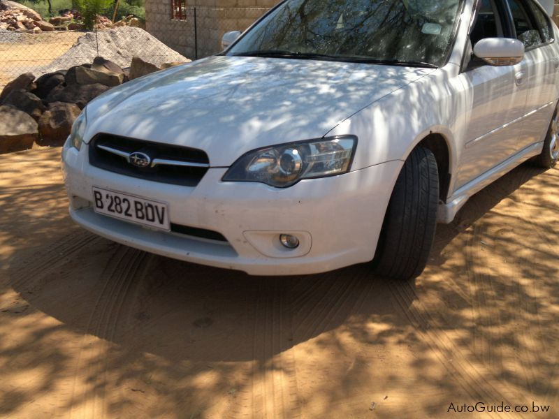Used Subaru Legacy, 2 0 litre | 2004 Legacy, 2 0 litre for