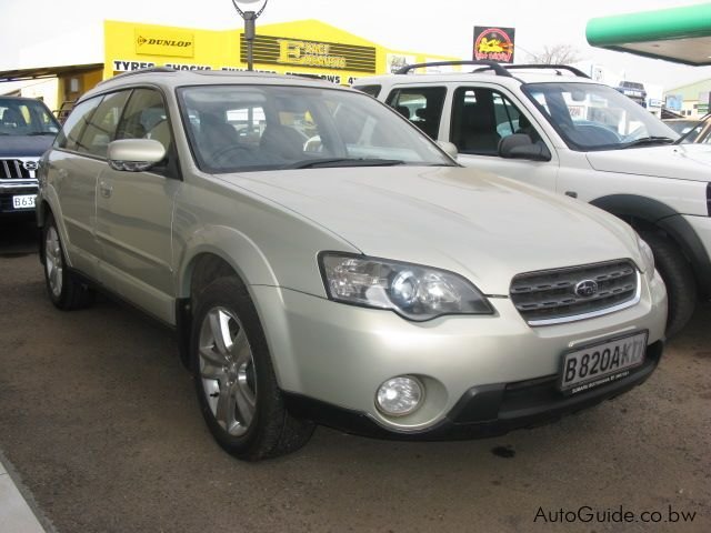 Used Subaru Outback | 2004 Outback for sale | Gaborone