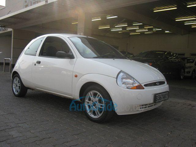 Ford Kain Botswana
