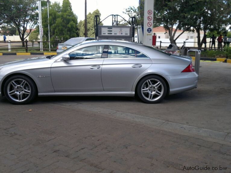 Used mercedes benz cls 55 amg 2005 cls 55 amg for sale for Used mercedes benz cls for sale