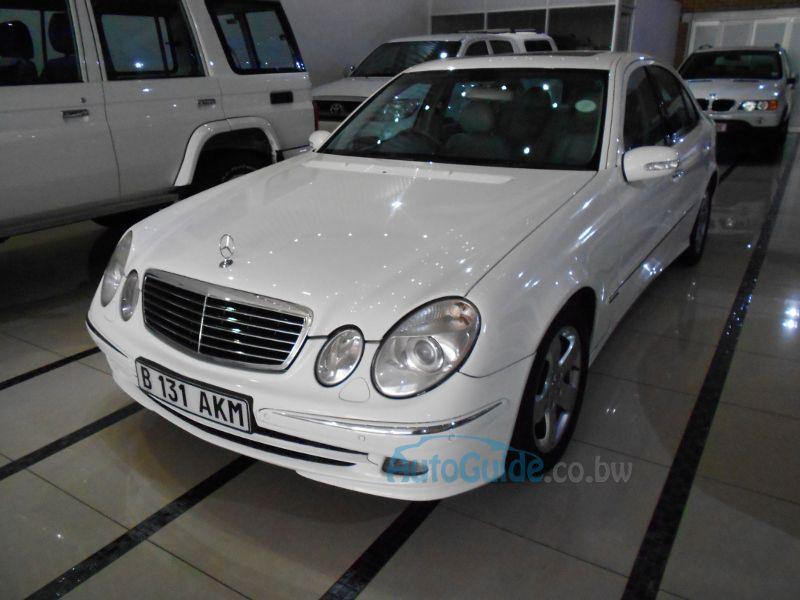 Used mercedes benz e350 2005 e350 for sale gaborone for Mercedes benz 2005 e350 price