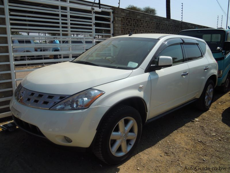 used nissan murano 2005 murano for sale gaborone nissan murano sales nissan murano price p. Black Bedroom Furniture Sets. Home Design Ideas