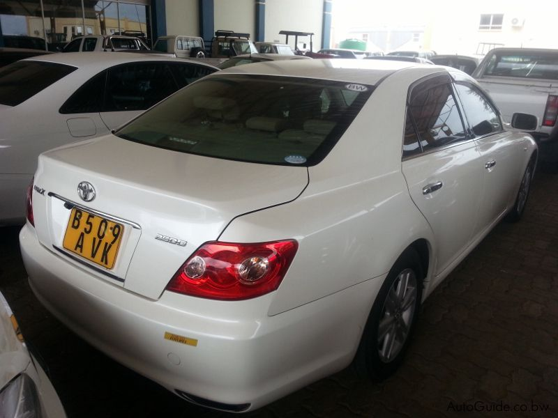 Used Toyota Mark X 2005 Mark X For Sale Gaborone