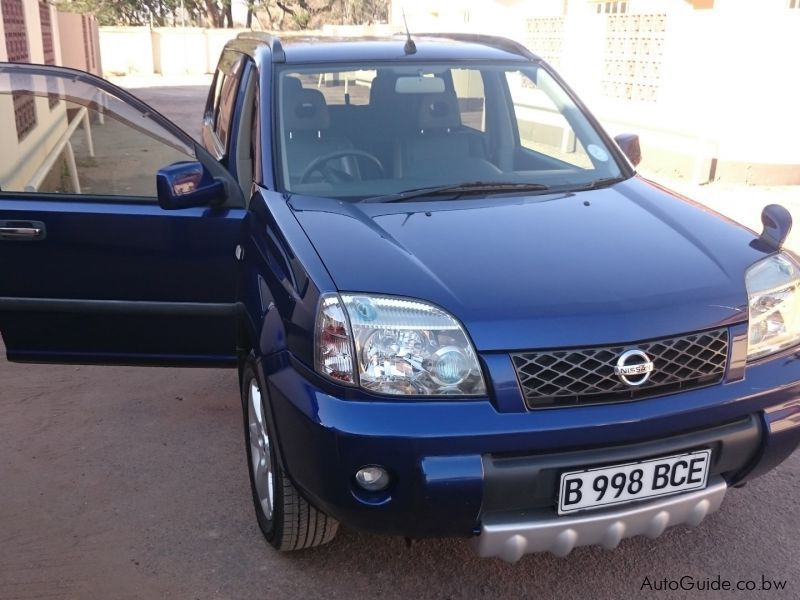 used nissan x trail 2006 x trail for sale gaborone nissan x trail sales nissan x trail. Black Bedroom Furniture Sets. Home Design Ideas