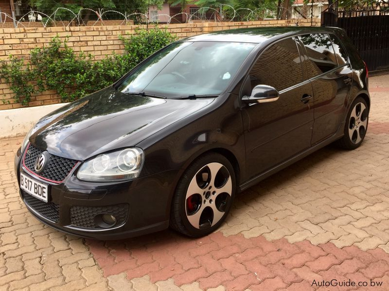 used volkswagen golf 5 gti 2006 golf 5 gti for sale gaborone volkswagen golf 5 gti sales. Black Bedroom Furniture Sets. Home Design Ideas