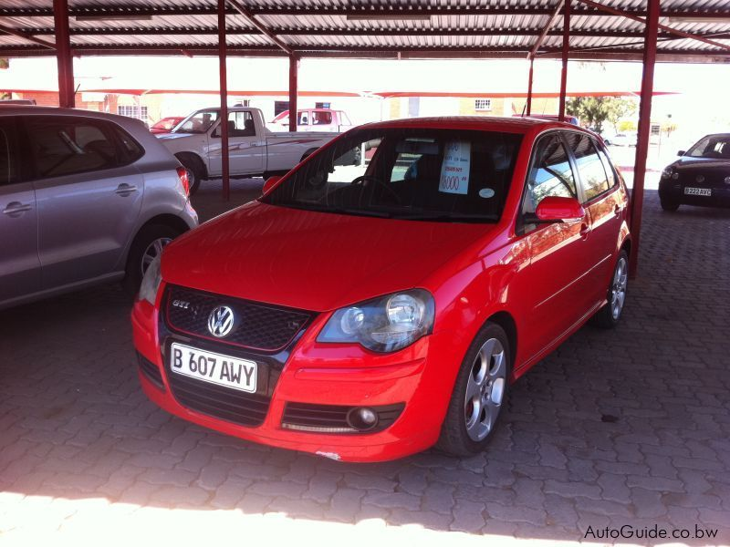 used volkswagen polo gti 1 8t 2006 polo gti 1 8t for sale gaborone volkswagen polo gti 1 8t. Black Bedroom Furniture Sets. Home Design Ideas