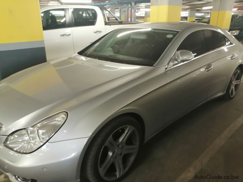 Mercedes-Benz CLS 500 in Botswana