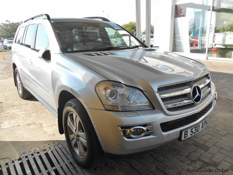 Used mercedes benz gl500 2007 gl500 for sale gaborone for Mercedes benz gl500