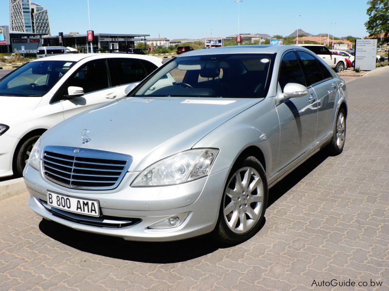 Used mercedes benz s500 2007 s500 for sale gaborone for Used s500 mercedes benz for sale