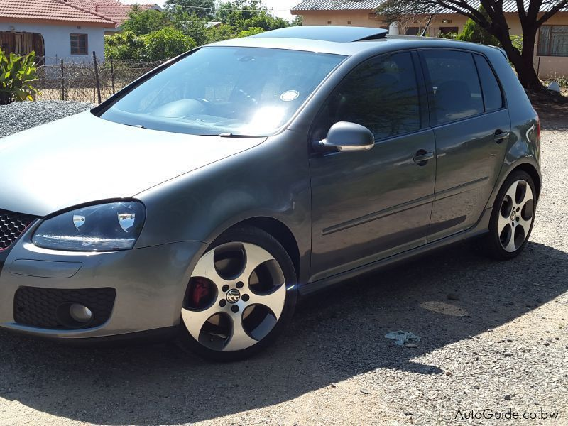 used volkswagen golf 5 gti 2007 golf 5 gti for sale francistown volkswagen golf 5 gti sales. Black Bedroom Furniture Sets. Home Design Ideas