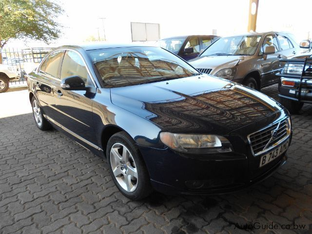 used volvo s80 2007 s80 for sale gaborone volvo s80 sales volvo s80 price p 85 000 used cars. Black Bedroom Furniture Sets. Home Design Ideas