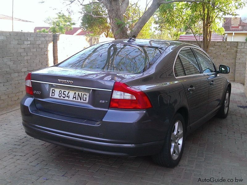 used volvo s80 2 5t 2007 s80 2 5t for sale gaborone. Black Bedroom Furniture Sets. Home Design Ideas