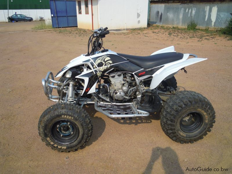 Used Yamaha YFZ 450 | 2007 YFZ 450 for sale | Gaborone