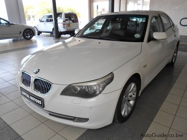 Used BMW 530i A E60 | 2008 530i A E60 for sale | Gaborone BMW 530i A ...