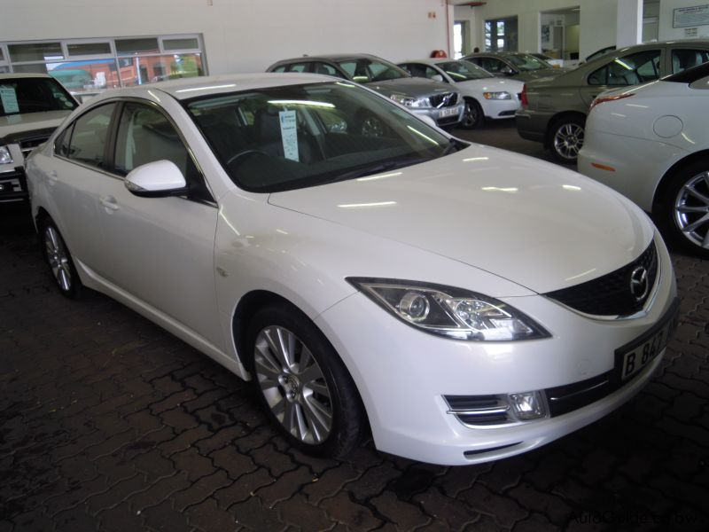 used mazda 6 2008 6 for sale gaborone mazda 6 sales. Black Bedroom Furniture Sets. Home Design Ideas