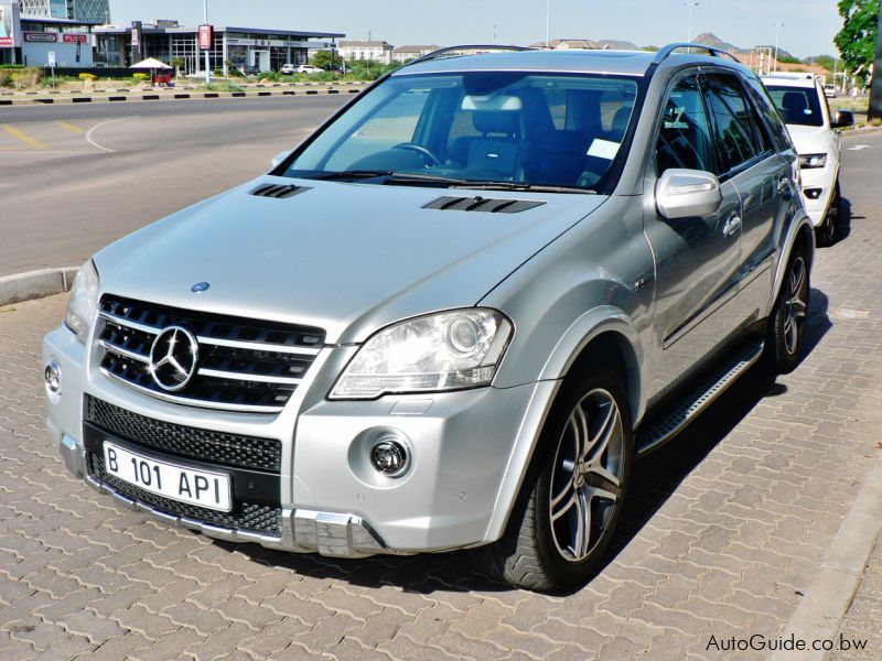 used mercedes benz ml63 amg 2008 ml63 amg for sale gaborone mercedes benz ml63 amg sales. Black Bedroom Furniture Sets. Home Design Ideas
