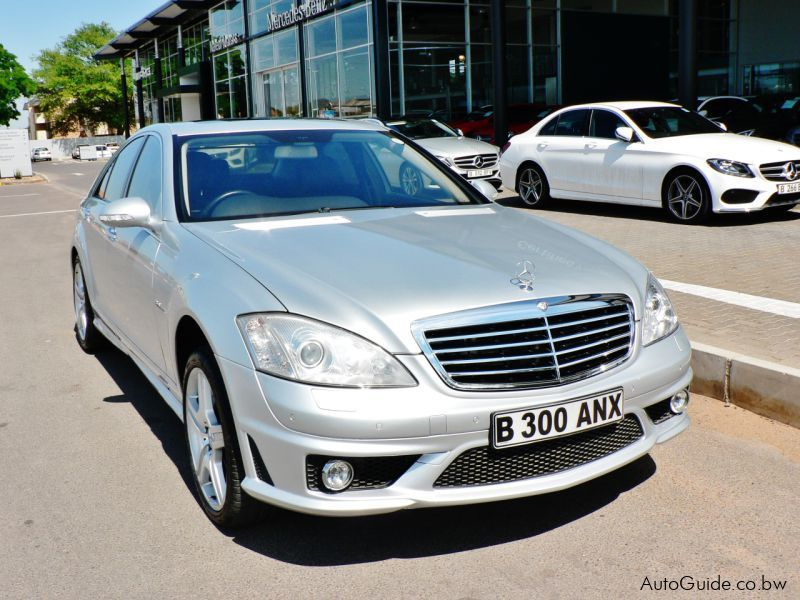 Used mercedes benz s63 2008 s63 for sale gaborone for Mercedes benz s63 for sale