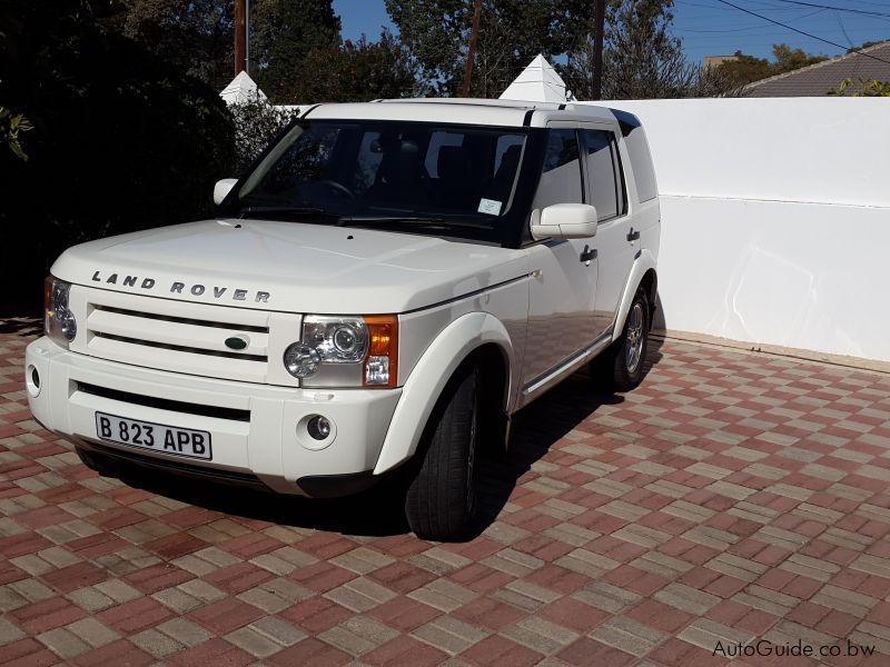 Used Land Rover Discovery 3 2009 Discovery 3 For Sale Gaborone