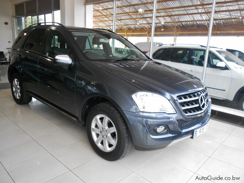 Used mercedes benz ml350 2009 ml350 for sale gaborone for Used mercedes benz ml for sale