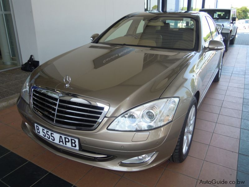 Used mercedes benz s500 pre owned used mercedes s 500 for Mercedes benz of tampa used cars