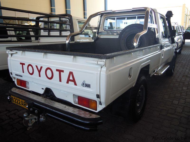 Used Toyota Land Cruiser 45d V8 2009 Land Cruiser 45d V8 For