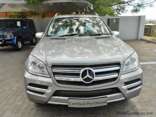 Used Mercedes Benz Gl 350 Cdi 2010 Gl 350 Cdi For Sale