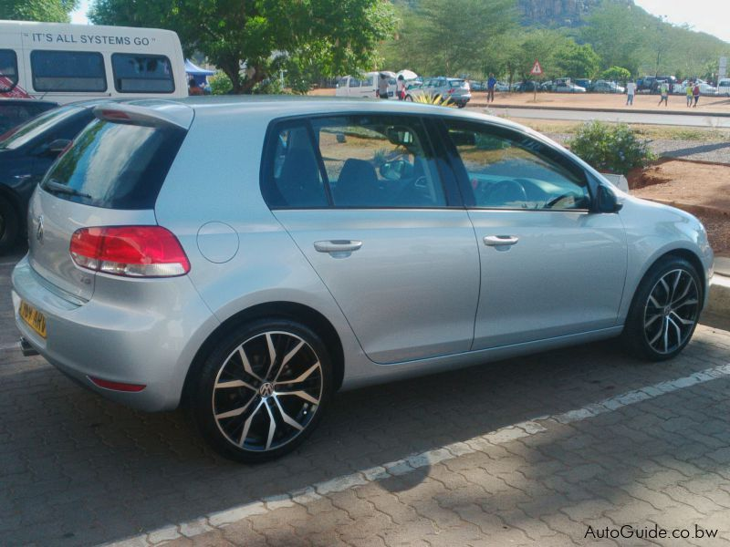 used volkswagen vw golf 6 1 4 tsi 2010 vw golf 6 1 4 tsi for sale gaborone volkswagen vw. Black Bedroom Furniture Sets. Home Design Ideas