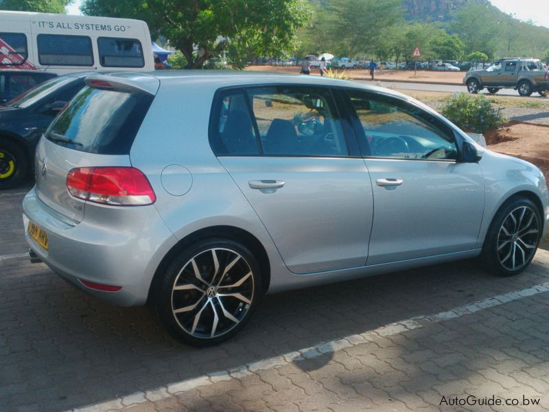 used volkswagen vw golf 6 1 4 tsi 2010 vw golf 6 1 4 tsi. Black Bedroom Furniture Sets. Home Design Ideas