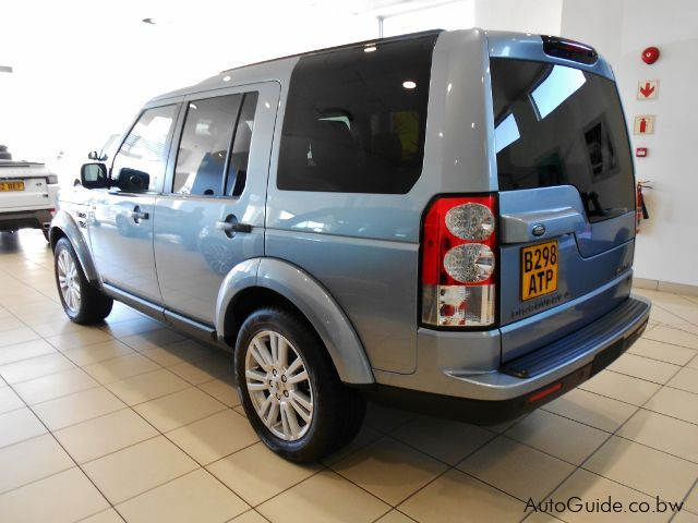 Used Land Rover Discovery 4 V8 Hse 2011 Discovery 4 V8