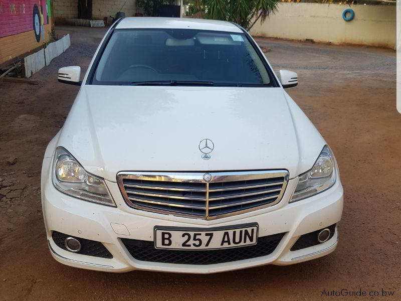 Used Mercedes Benz C200 2011 C200 For Sale Gaborone